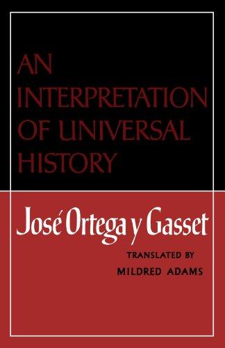 Interpretation Of Universal History