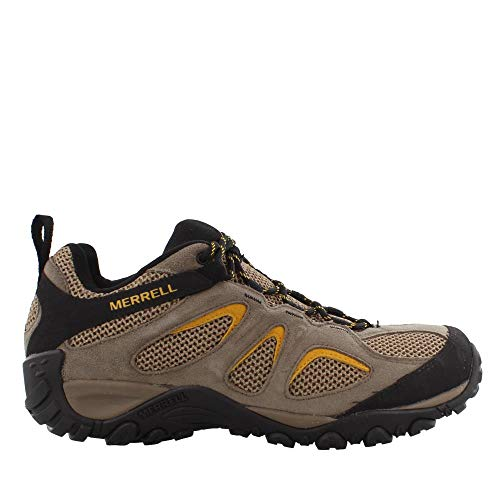 Merrell Men's, Yokota 2 Wide Hiking Sneakers Boulder 11 W