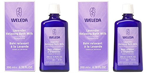 Lavender Relaxing Bath Milk | 200ml | 2 PACK BUNDLE ()