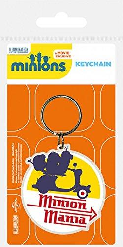 1art1® Minions - Minion Mania, Kevin, Bob Y Stuart Llavero ...