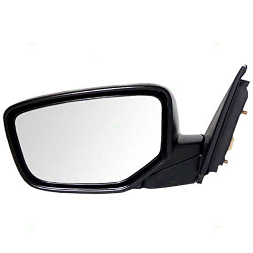 Koolzap For 08-12 Accord 4-Door Sedan Power Non-Heated Rear View Mirror Left Driver Side NEW ()
