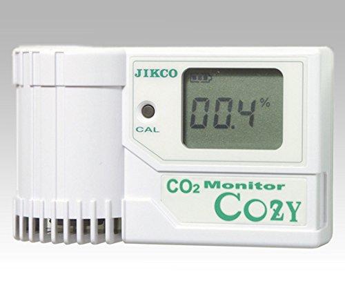 イチネンジコー1-6916-01二酸化炭素モニター B07BD2R4HG