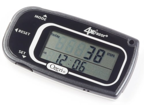 omron hj 321 tri axis pedometer instructions
