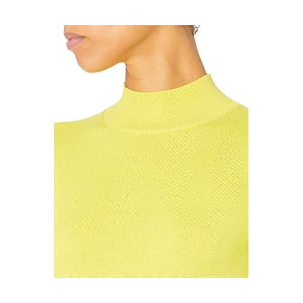 Essentials Womens Standard Lightweight Turtleneck Sweater