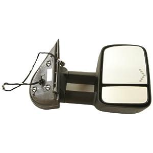 genuine gm parts 25838267 passenger side mirror outside rear view automotive. Black Bedroom Furniture Sets. Home Design Ideas