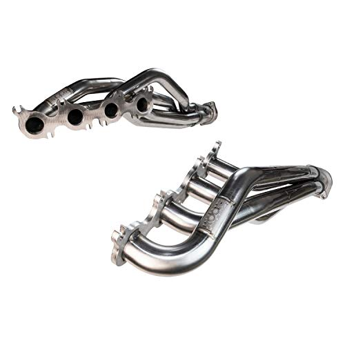 Kooks Custom Headers 63501350 Modified Headers 1 3/4 in. x 1 7/8 in. x 3 1/2 in. For Dirt Modified Harris Chassis w/Open Motor- Standard SBC Heads Modified Headers (Dirt Modified Headers)