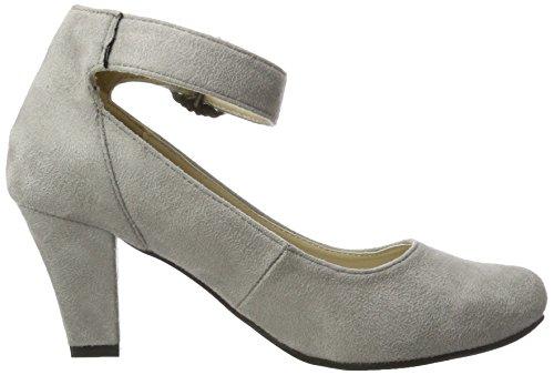 Andrea Conti 3004508 - Tacones Mujer gris