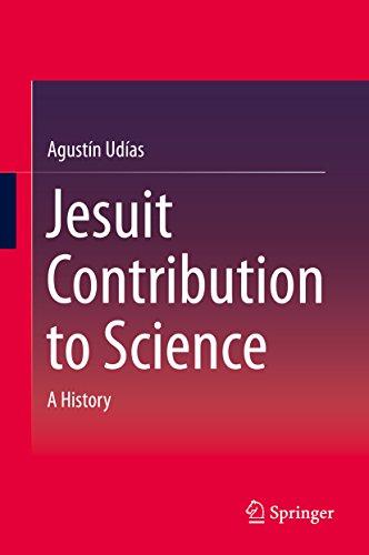 Jesuit Contribution to Science: A History Pdf
