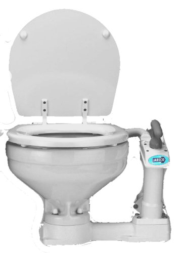 Jabsco 29090-2000 Marine Manual Marine Toilet (Compact ()