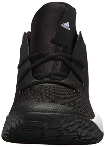 Adidas Mænds Stigning Op 2 Basketball Sko Sort 1ch3IKi9