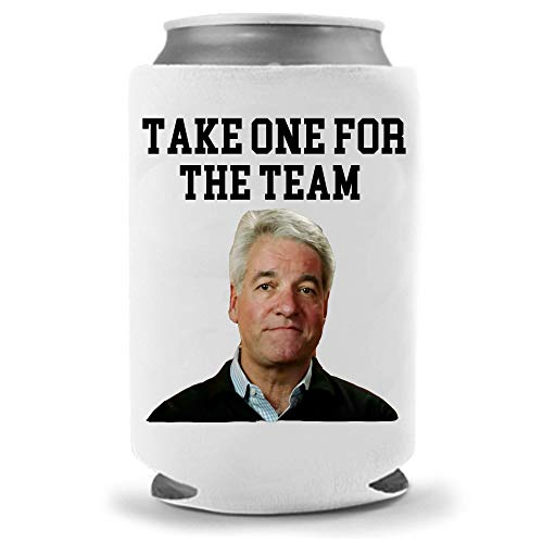 Cooler Festival - Fyre Festival Andy King Beer Coolie - Take One for the Team - Funny Gag Party Gift Beer Can Cooler | Funny Joke Drink Can Cooler | Beer Beverage Holder - Beer Gifts Home - Quality Neoprene Can Cooler