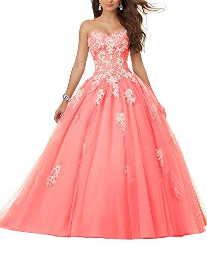hot pink 15 anos dresses - 2
