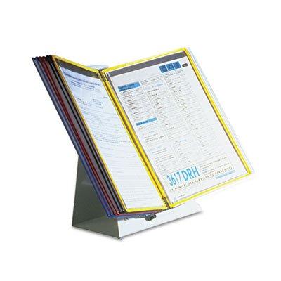 Desktop Reference Starter Set, 10 Pockets, Sold as 2 Each Desktop Reference Starter Set