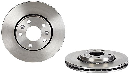 Brembo 09.A727.14 Front Brake Disc - Set of 2