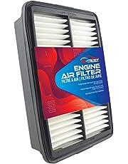 Bi-Trust CA12057 Engine Air Filter,Replacement for Hyundai Elantra 2017-2020 Kona 2018-2020 Veloster 2019-2020 Kia Forte 2019-2020 Soul 2020,28113-F2000