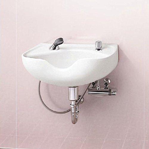 最高級 < TOTO > 洗髪器 シャンプーボール ( サーモスタット金具セット ) 洗面器 > ホワイト [ シャンプーボール 洗髪器 洗面器 ]◆ B00Y0JZOP8 ホワイトグレー ホワイトグレー, カミサイバラソン:21d0e94c --- mrplusfm.net