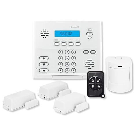 Amazon.com: Interlogix Simon XT Home Security 3/1/1 Kit ...