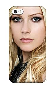 Avril Lavigne Black Star Case Compatible With Iphone 5/5s/ Hot Protection Case