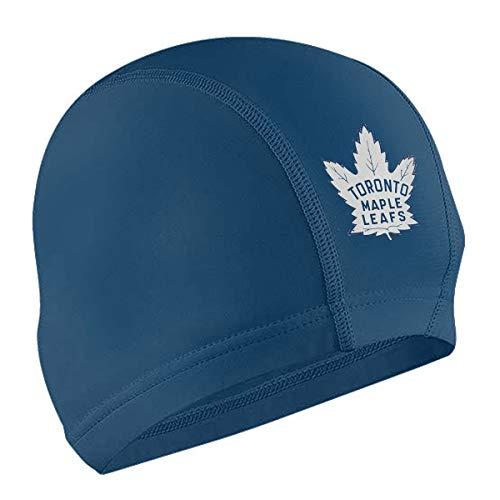 LFCLOSET Hockey-Logo-Toronto-Maple-Leafs Comfortable Fit PU Swim Caps for Men Women Adults - Maple Womens Leafs Shorts Toronto