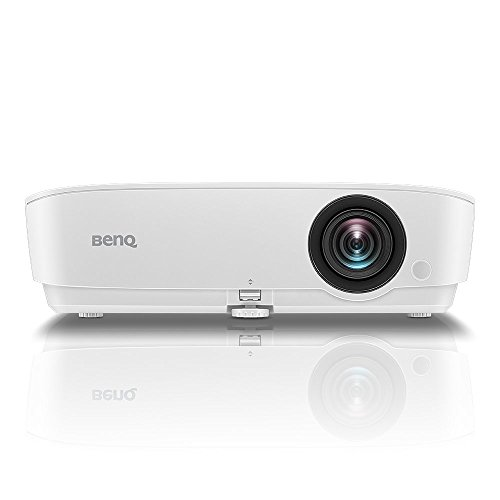 BenQ MH535FHD 1080P Home Theater Projector | 3600 Lumens for Lights on Enjoyment | High Contrast Ratio for Darker Blacks | Keystone and 1.2x Zoom for Flexible Setup (Best Cheap Home Theater)