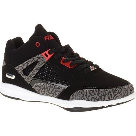 Fubu Mens Reed Basketball Shoe (11 D(M) US, Black)