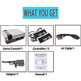 Classic NES Retro Console, AV Output Mini Game