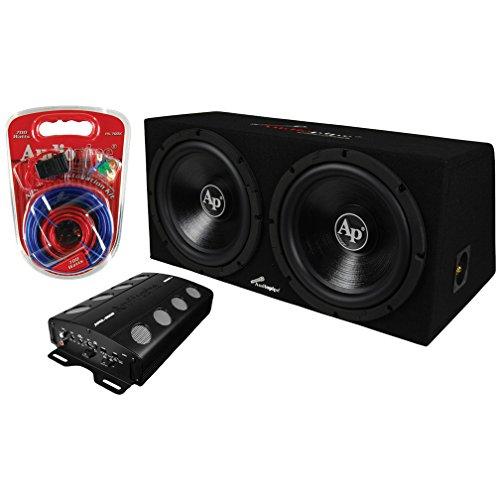 Audiopipe 2000W Super Bass Com