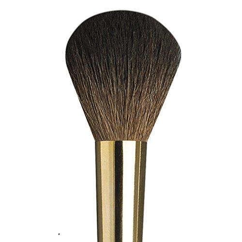 Amazon.com: da Vinci Cosmetics Series 90041 Gold Blusher Brush, Round Natural Hair, 32.4 Gram: Beauty