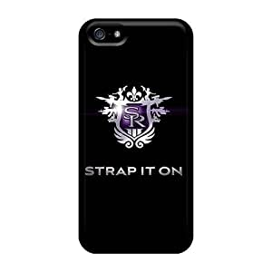 Rosesea Custom Personalized Cases Covers For Iphone 5 5s - Retailer Packaging Saints Row 3 Protective Cases
