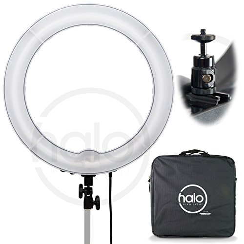 Prismatic 18'' Halo Ring Light by Prismatic Lighting