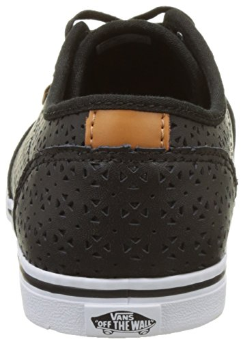 Vans Wm Atwood Low Dx, Zapatillas para Mujer Negro (Perf Circle)