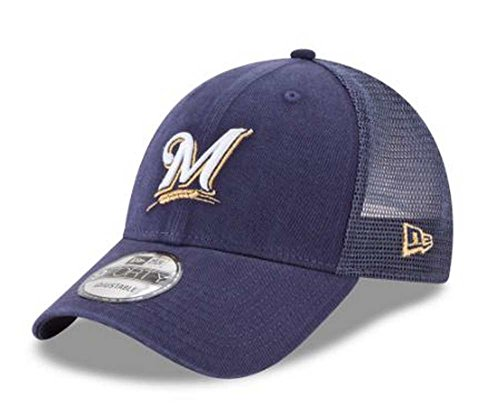 hot sale online 8579c ca1eb Milwaukee Brewers Adjustable Hats