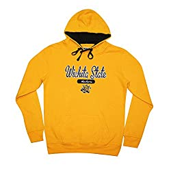 NCAA Youth GEORGE MASON PATRIOTS Athletic Pullover Hoodie / Sweatshirt S Yellow