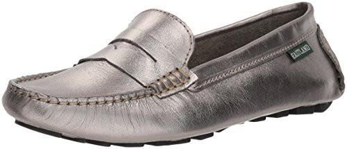 - Eastland Women's Patricia Loafer, Silver, 7.5 M