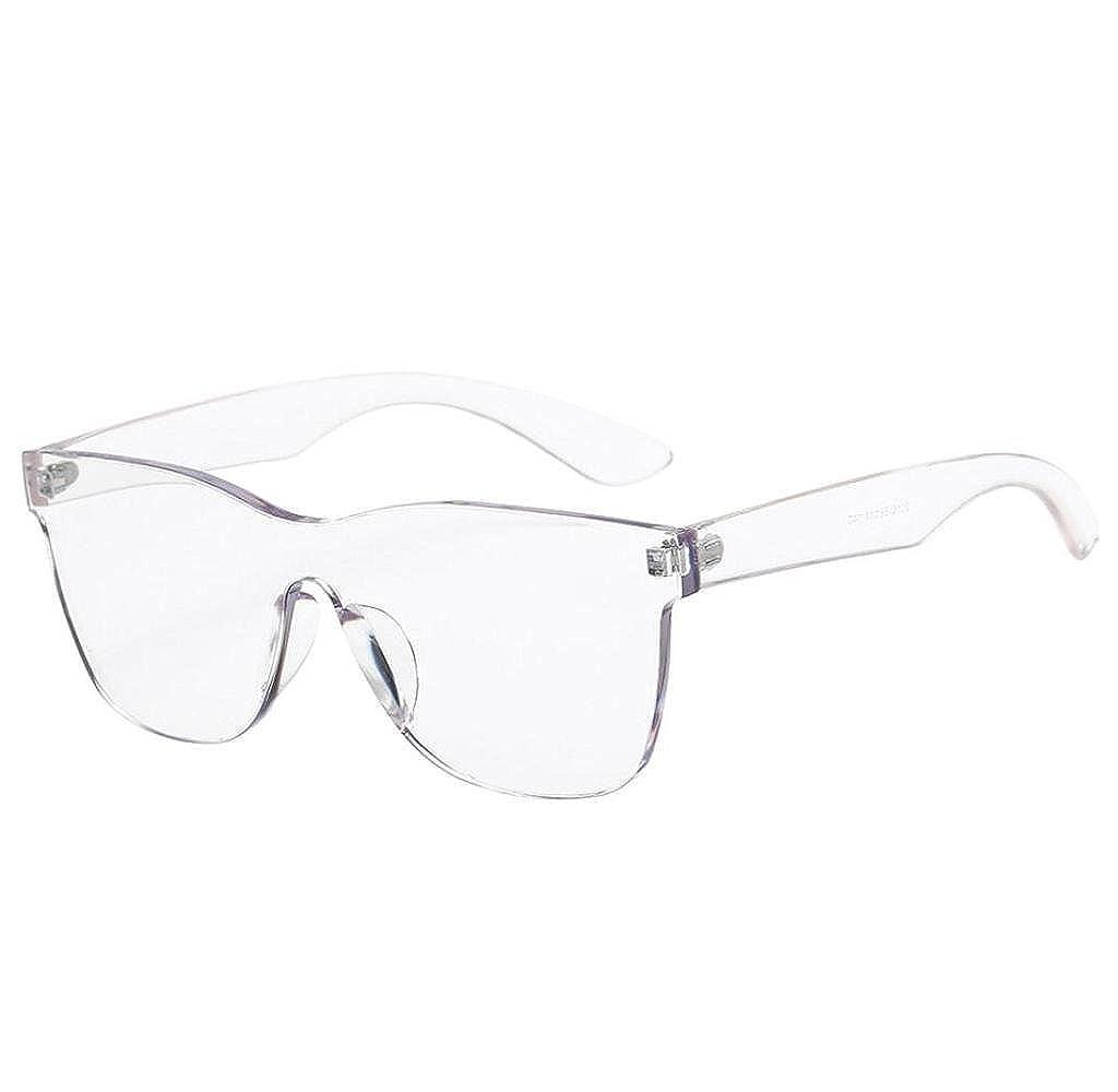 0e47448171ae Amcool Damen Retro Vintage Quadrate Rahmen Brille Polarisiert ...