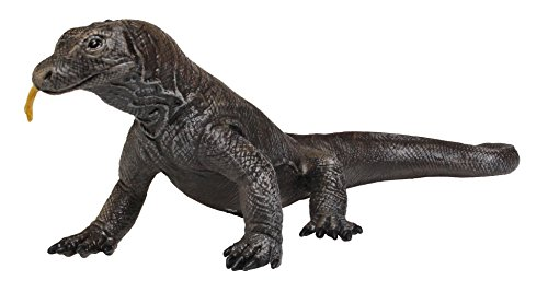 Safari Ltd Incredible Creatures Komodo - Endangered Komodo Dragons
