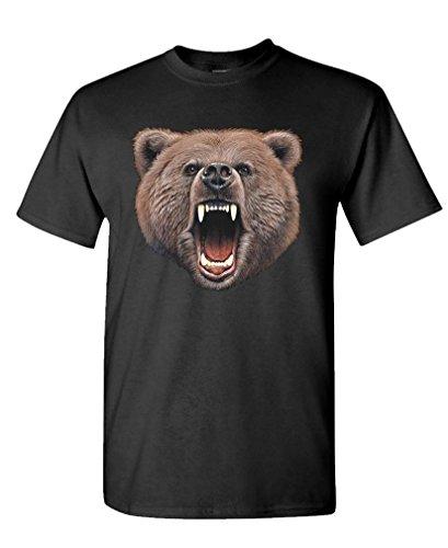 GOOZLER GRIZZLY BEAR Cotton T Shirt