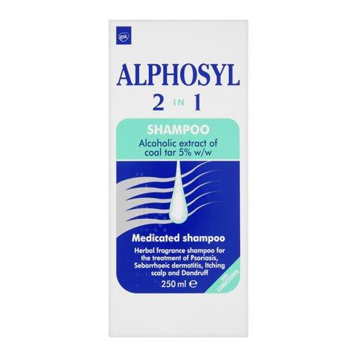 Price comparison product image Alphosyl 2 In 1 Shampoo x 250ml