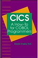 CICS--a how-to for COBOL programmers Paperback