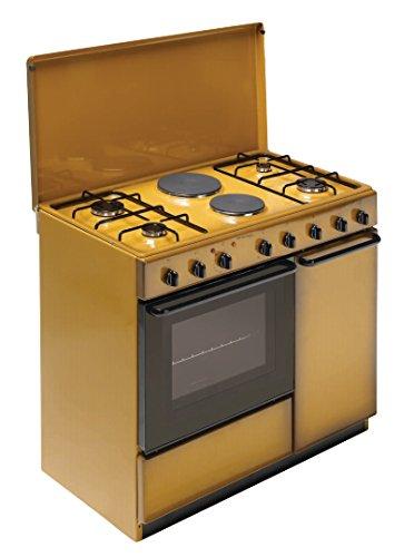 Bompani BI941EB/L Libera installazione Combi hob A Rame cucina ...