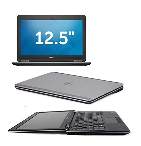 (Renewed) Dell Latitude E7240 12.5-inch Laptop (4th Gen Intel Core i5/8GB/512GB SSD/Windows 10/Integrated Graphics), Black