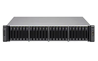 QNAP TS-EC2480U-RP 24 Bay Rackmount NAS from QNAP