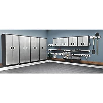 relooking Garage – 4 Gdes Küchenschränke 2P, 4 ptes Küchenschränke ...