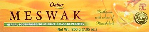 Dabur Meswak Toothpaste 200gm – Pack of 3