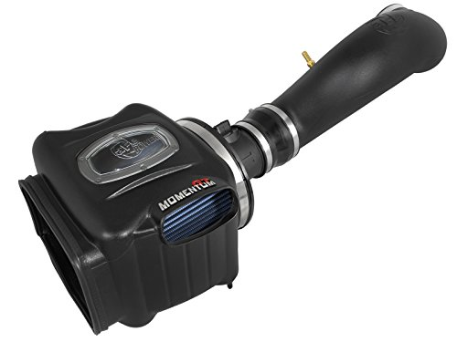(aFe Power Momentum GT 54-74102 GM Gas Truck/SUV Performance Intake System (Oiled, 5-Layer)