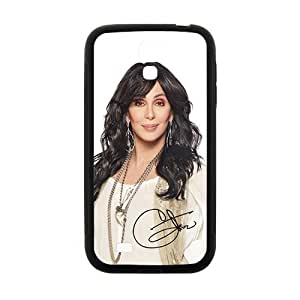 Happy Cher Finally Cell Phone Case for Samsung Galaxy S4