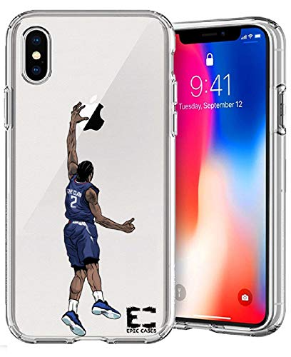 Epic Cases Crystal Basketball Transparent