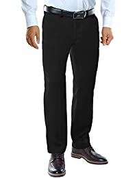 Mens Straight Fit No-Iron Dress Pants M2