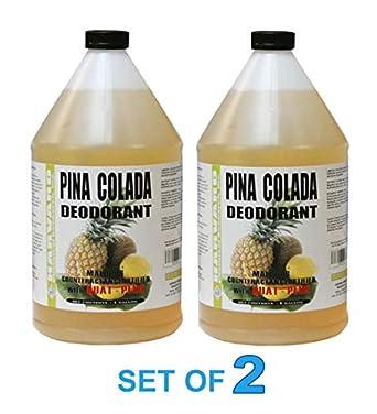 Amazon.com: Pina Colada - Desodorante de botánico aromático ...