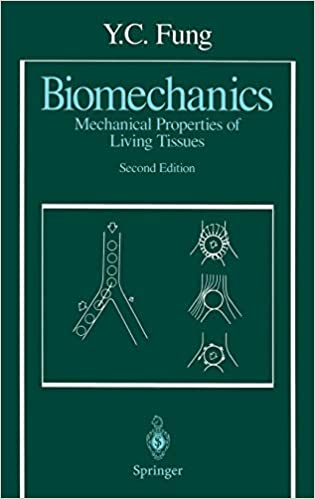 Biomechanics: Mechanical Properties of Living Tissues, Second Edition 2nd Edition by Y. C. Fung  PDF Download